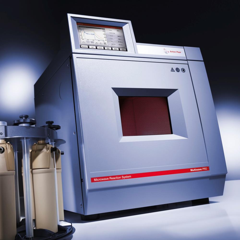 Reator por Microondas Modelo Multiwave PRO Marca:Anton-Paar