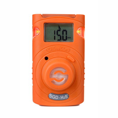 Crowcon Detector Portatil Clip SGD