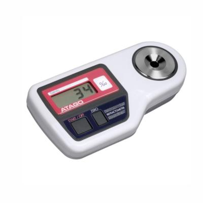Refratómetro Digital para Hidróxido de Sódio Modelo PR-100SA Marca Atago