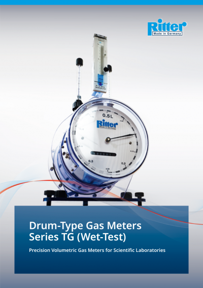 Ritter drum-type-gas-meters