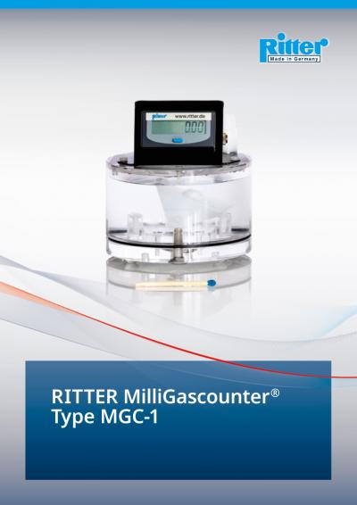 Ritter MGC-milligascounter