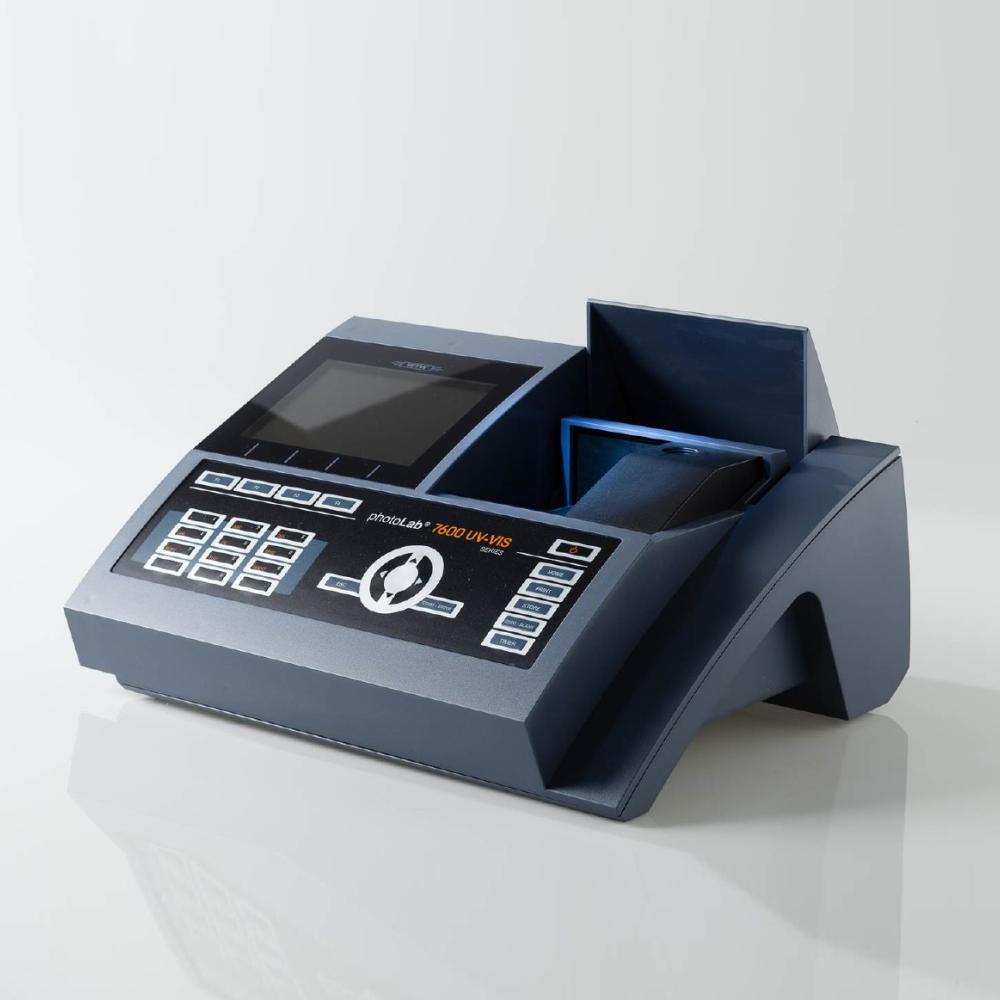 Espectrofotómetro, WTW pHotoLab 7600