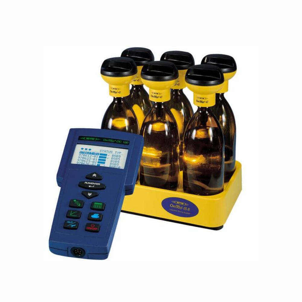 Sistema de análise de BOD, WTW Oxytop Control