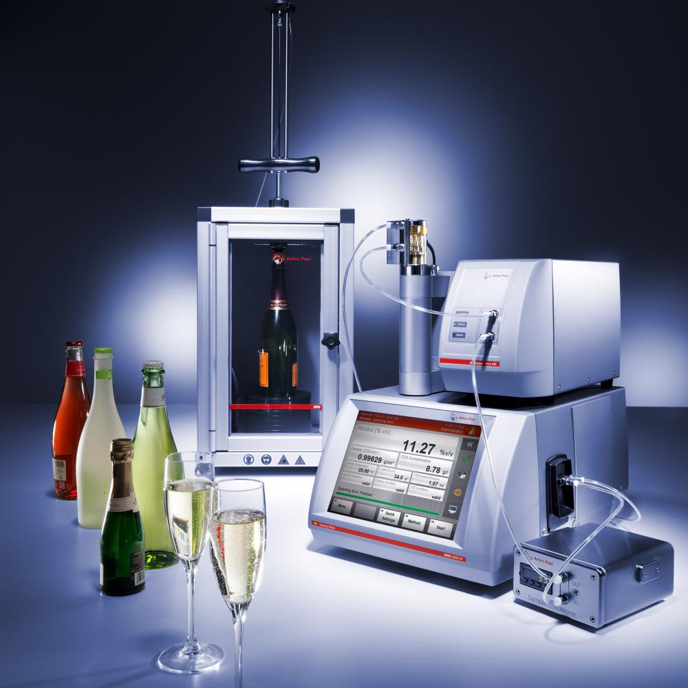 Breathalysers for Wine Model Alcolyzer Wine M / ME Anton-Paar Brand