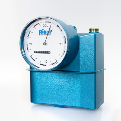 Gas meter Model BG Ritter Brand