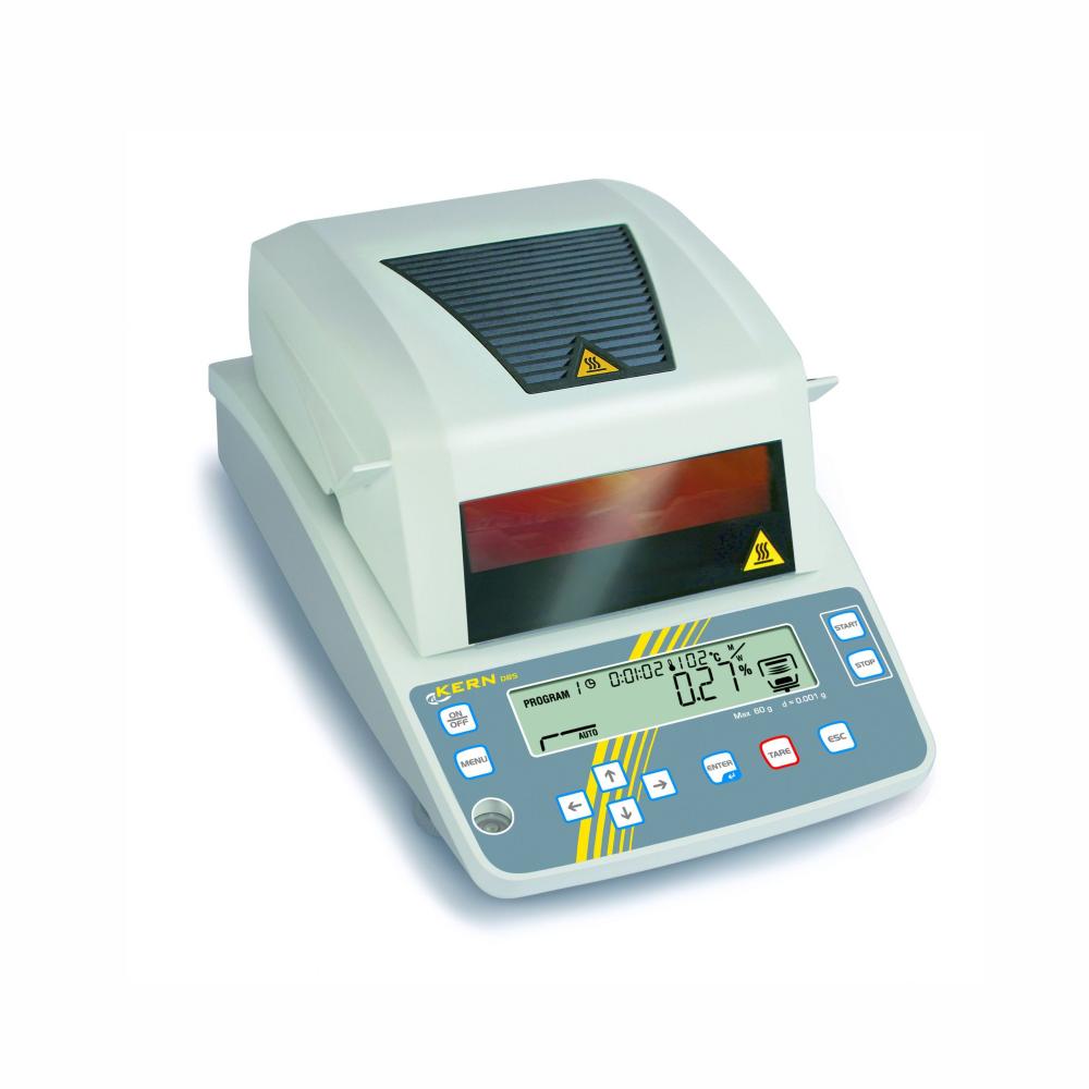 Medidor de humidade Modelo DBS Marca Kern