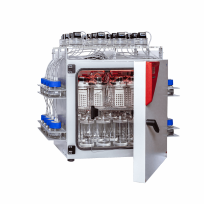 Fermentation System Model PMMA Brand Ritter