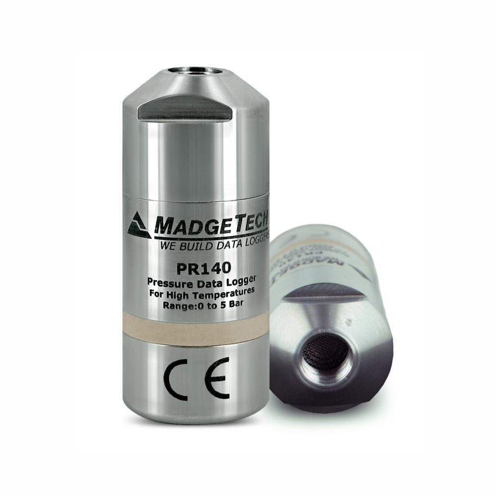 Pressure Data Logger Model PR140 Brand Madgetech