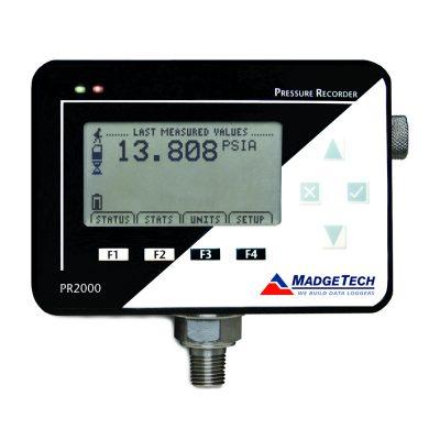 Registrador de datos de presión PR2000