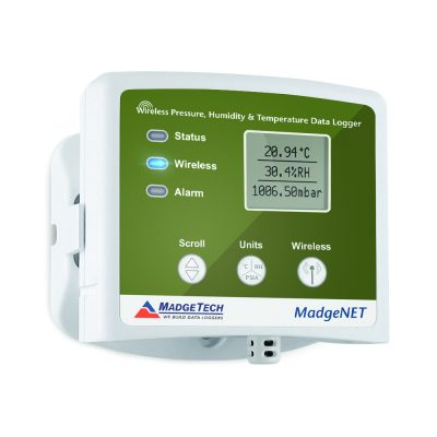 Data Logger RFPRHTemp2000A-mounted