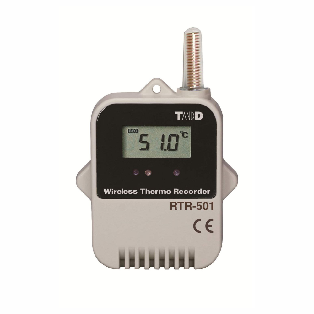 Temperature Data Logger RTR-501 Model T Brand&D