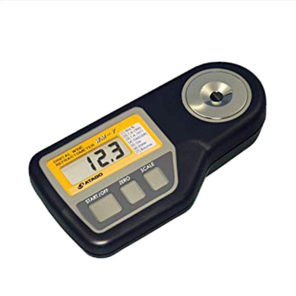 Refratômetro digital / portátil / vinícola - WM-7 - ATAGO