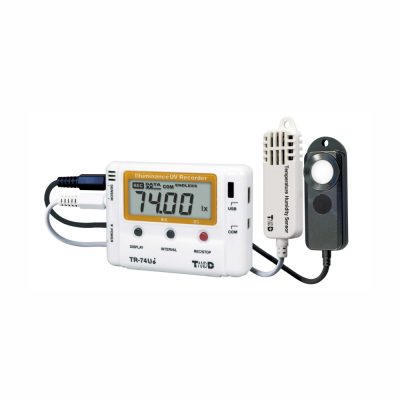 Data Logger Model TR-T Brand 74Ui&D