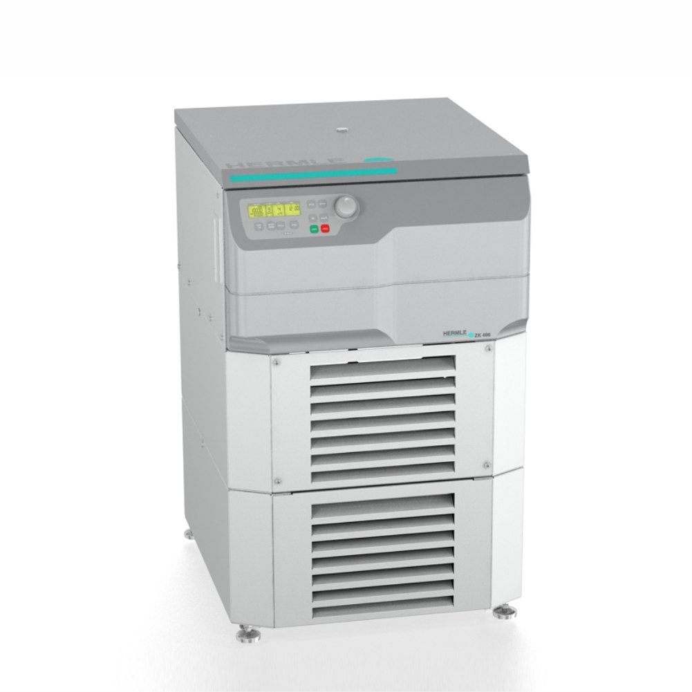 Centrifuga refrigerada, Hermle ZK 496