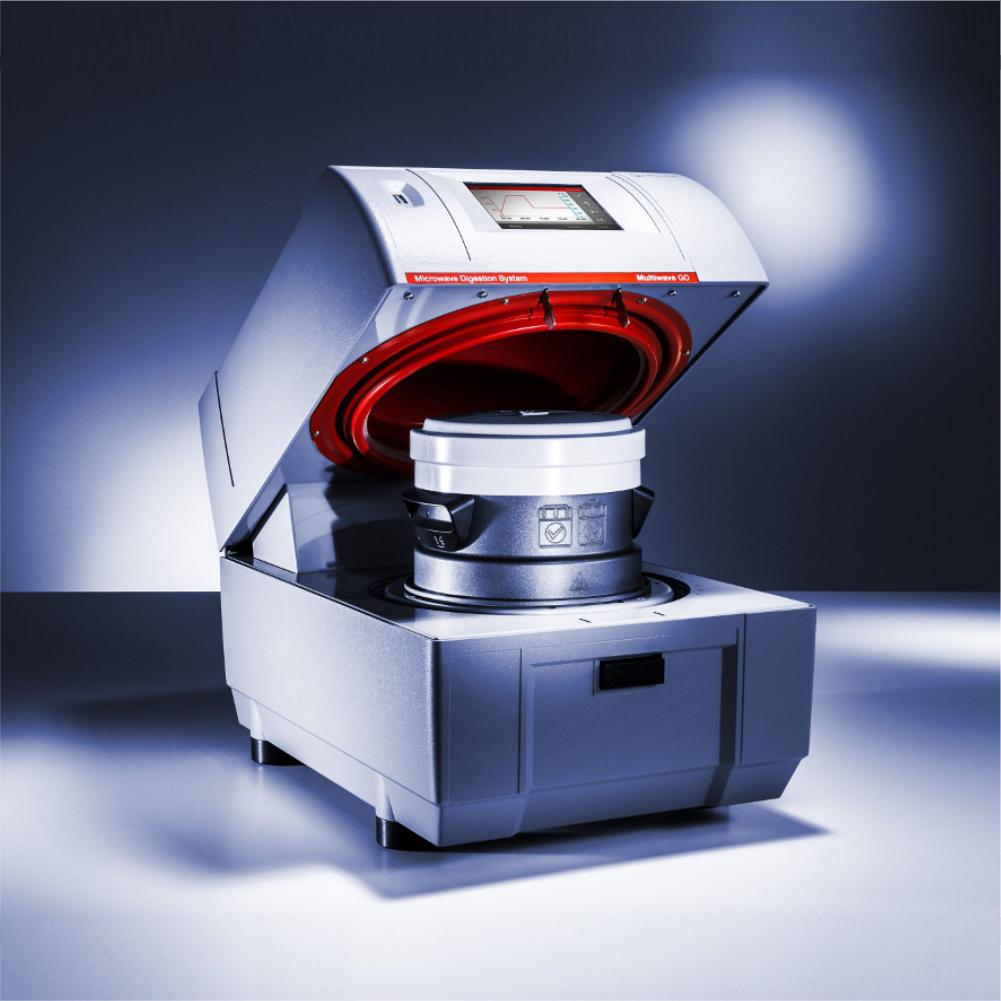 Microwave digester, Anton-Paar Multiwave Go