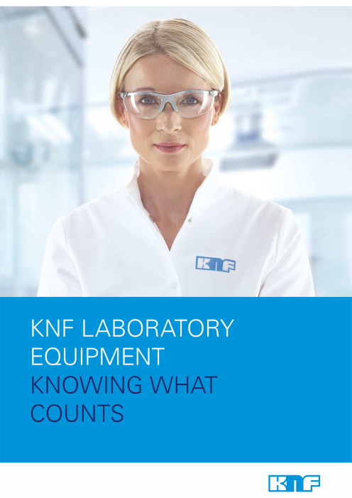 KNF LAB Brochure