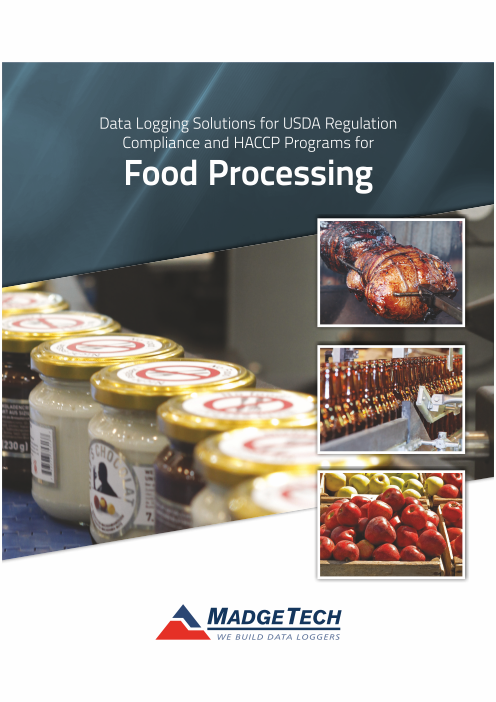 MadgeTech_Food_Processing