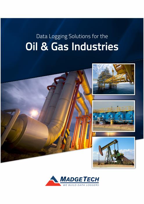 MadgeTech_Oil_Gas