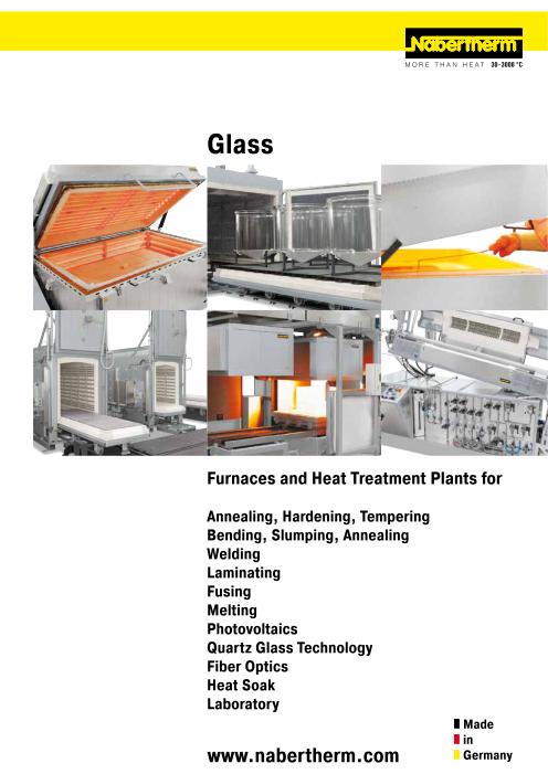 Nabertherm glass