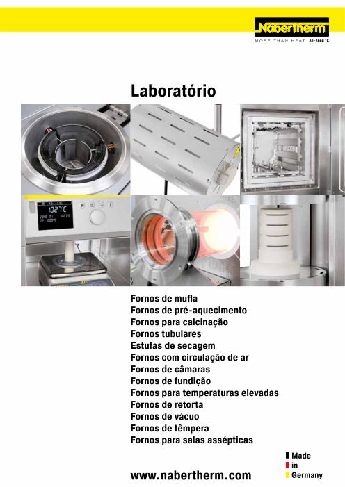 Nabertherm laboratory