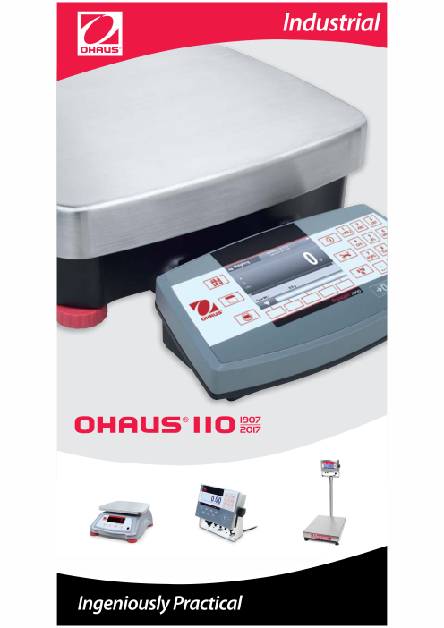 OHAUS Industrial Product