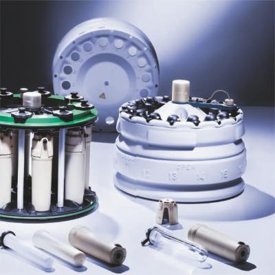 Rotors Digestão2, Anton Paar