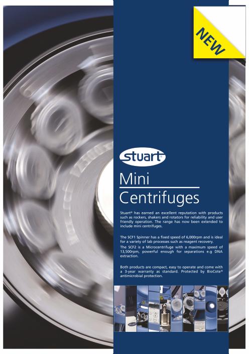 Stuart Centrifuge
