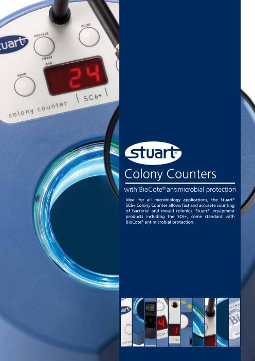 Stuart Colony Counter