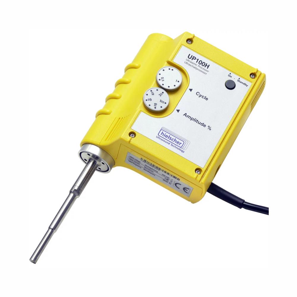 Homogeneizadores ultrasonicos, Hielscher UP100H