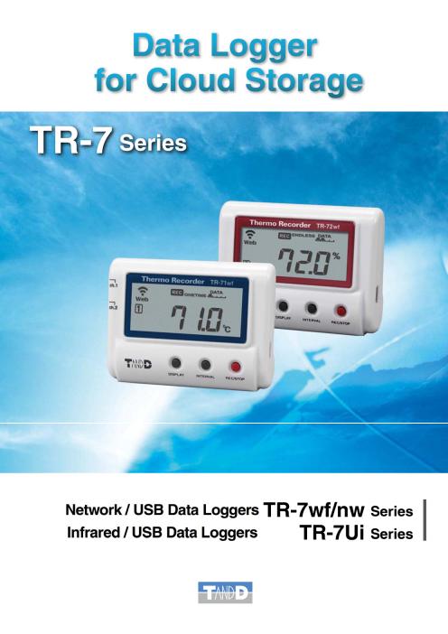 tr7 data logger