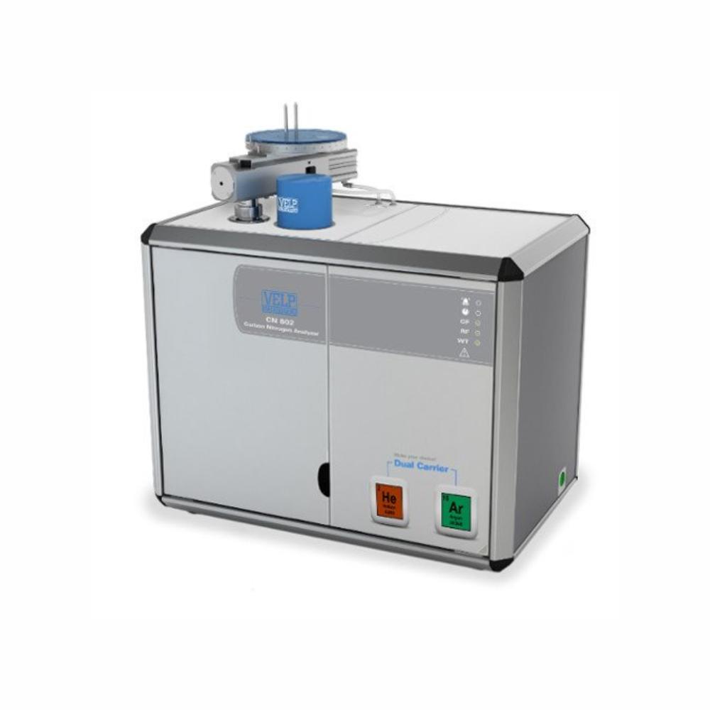 Analisador de Carbono e Azoto, Velp CN 802