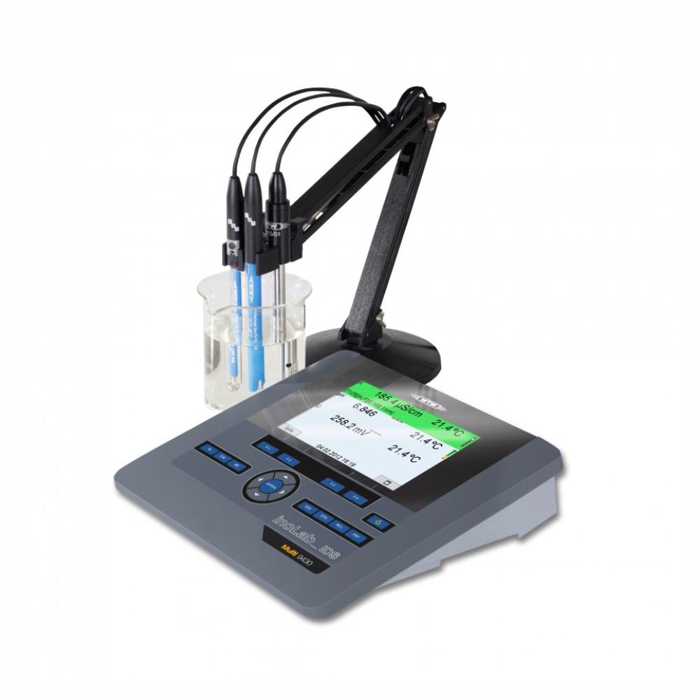 Analisador de bancda multiparamétrico, WTW Multi 9630 IDS