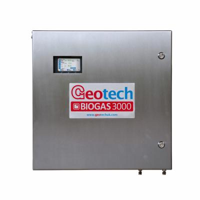 Analisador de Biogás Modelo BIOGAS 3000 Marca Geotech