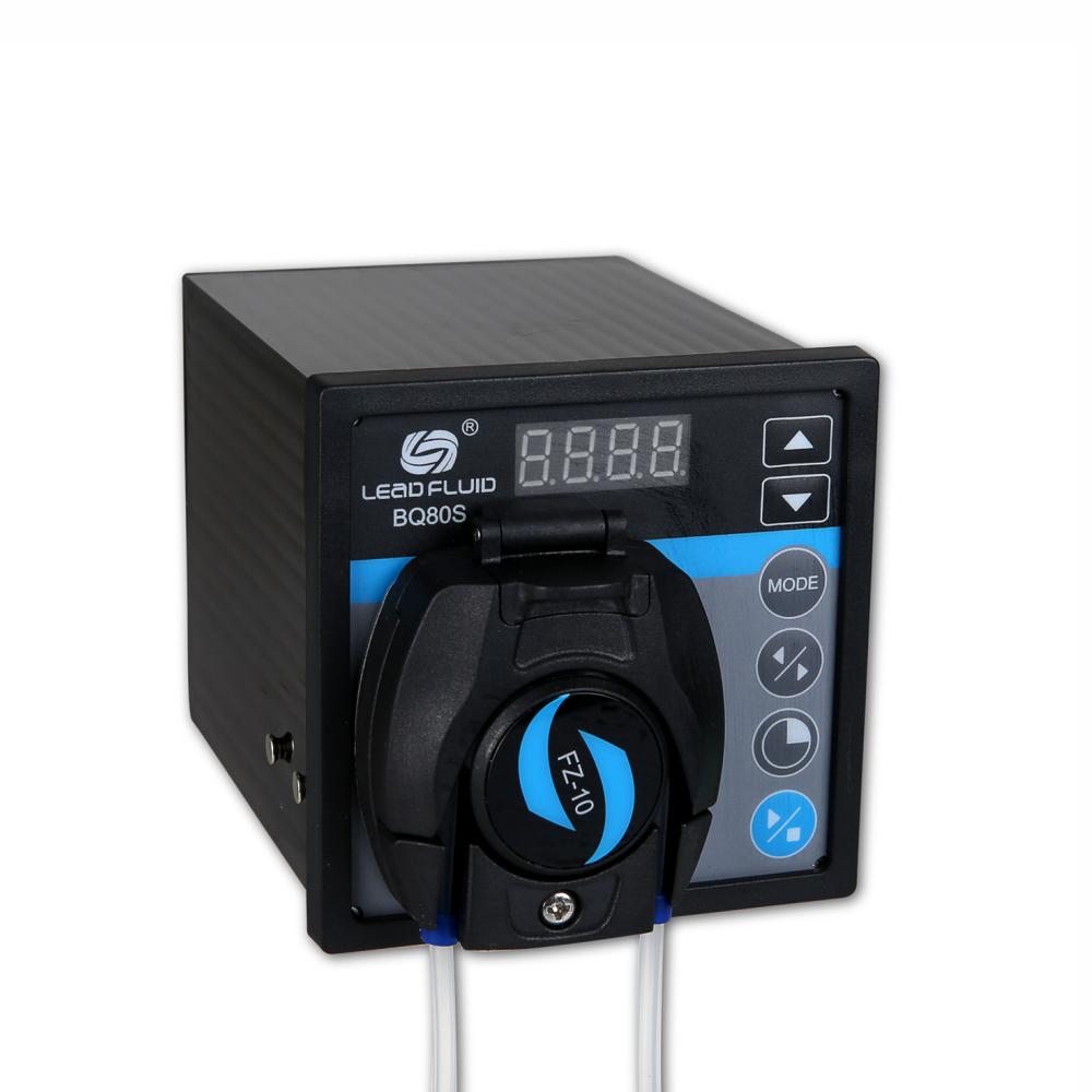 Bomba Peristáltica microFlow Modelo BQ80S Marca Lead Fluid