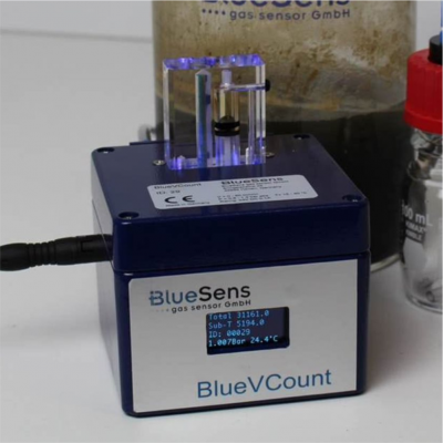 Contador de gás, BlueSens BlueVcount