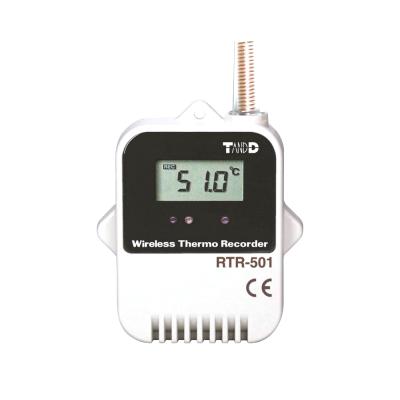 Temperature Data Logger RTR-501 Model T Brand&D
