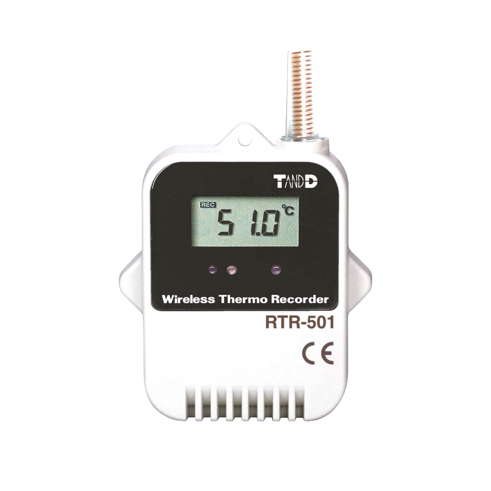 Data Logger Temperatura Modelo RTR-501 Marca T&D