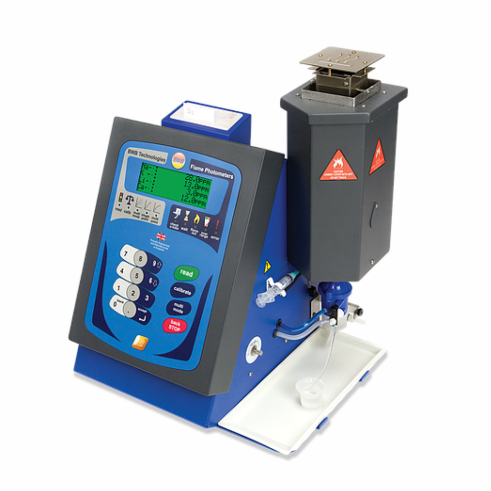 The BWB XP Plus Flame Photometer