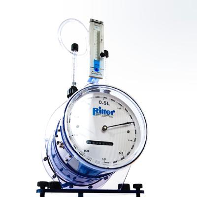 Gas meter Model TG Ritter Brand