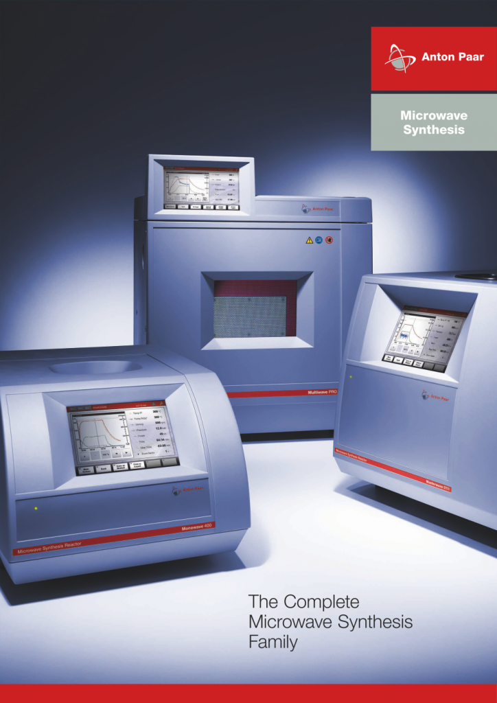 microwave synthesis catalog