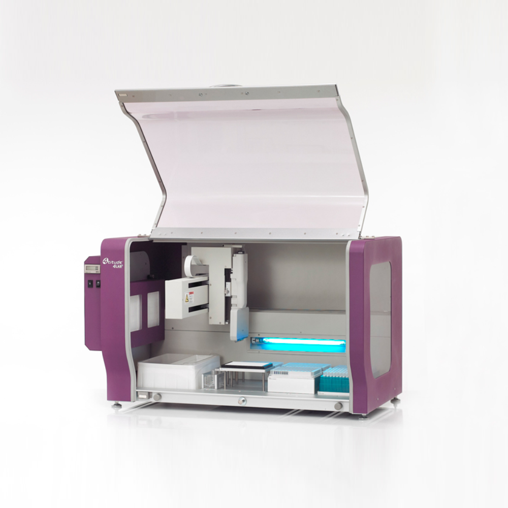 4LAB Automated Pipetting System
