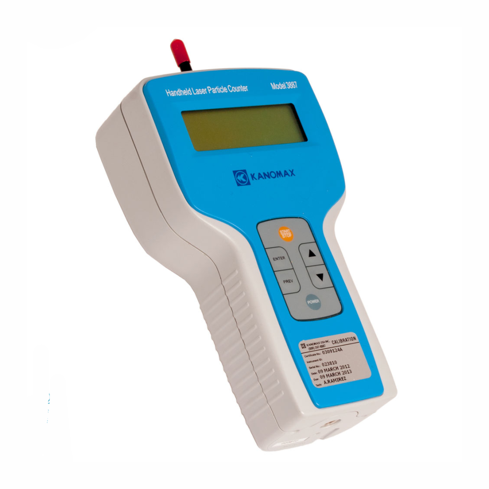 Handheld Particle Counter 3887