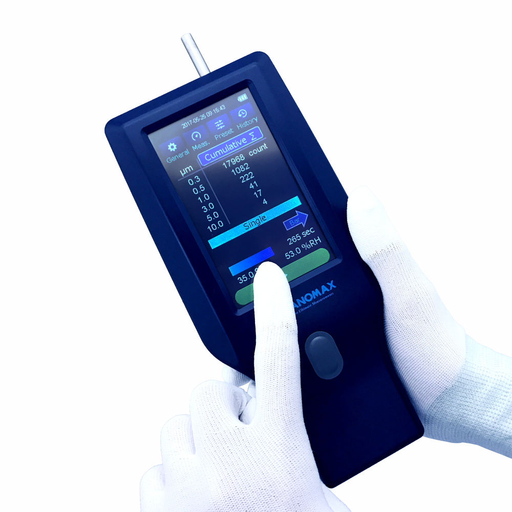 Particle counter - 3888-3889